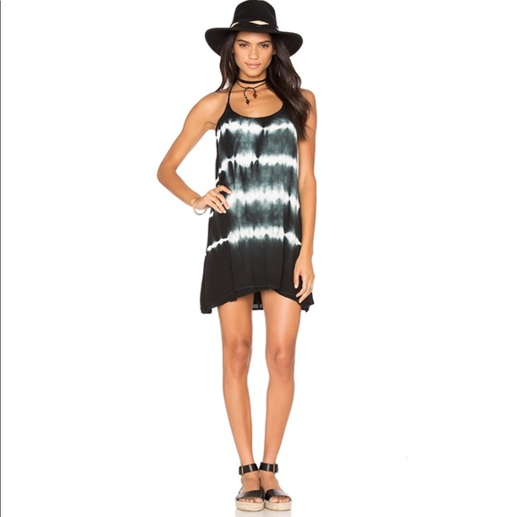 Bishop + Young Dresses & Skirts - Bishop + Young Tie Dye Strappy Dress